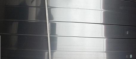 Купить полосу 40х4 шлиф нержавеющую  в нарезке