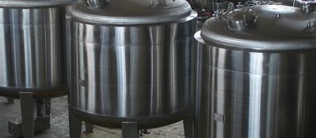Нержавеющая сталь в химической промышленности
