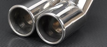 Нержавеющая труба для выхлопной системы
