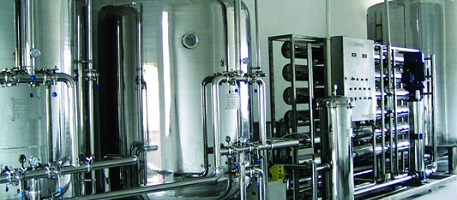 Нержавеющая труба в химической промышленности