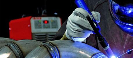 Сварка AISI 304 в промышленных условиях