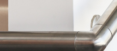 Труба из нержавеющей полированной стали – сфера использования