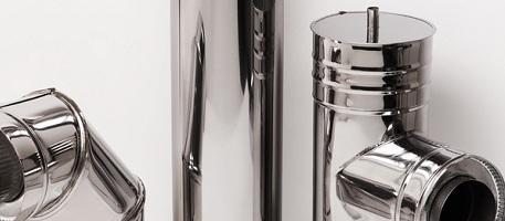 Труба нержавеющая для бани — идеальный вариант дымохода